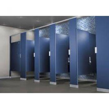 Vách ngăn nhà vệ sinh Compact - VVP0001